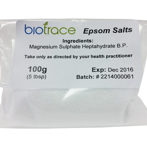 BioTrace Epsom Salt