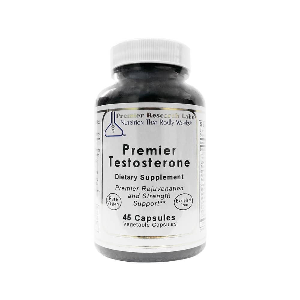 PRL Testosterone